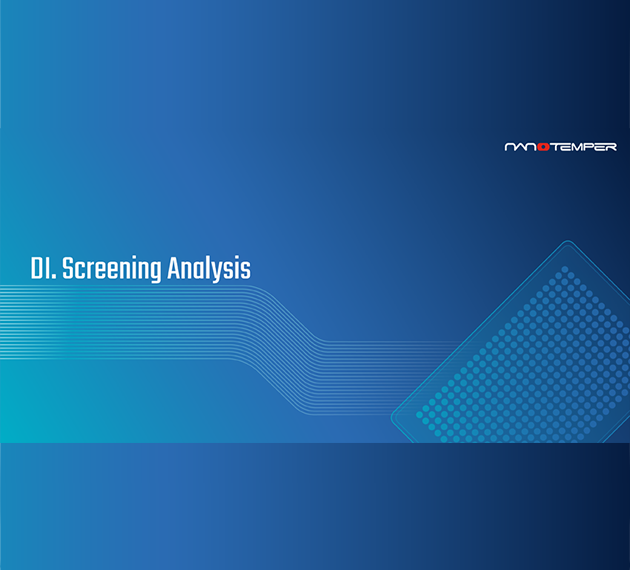 DI.Screening Analysis Software (One license)