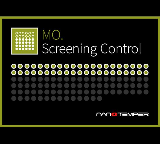MO.Screening Control Software (1 license)
