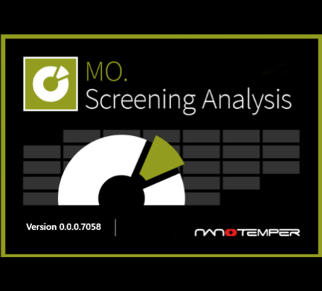 MO.Screening Analysis Software (One license)