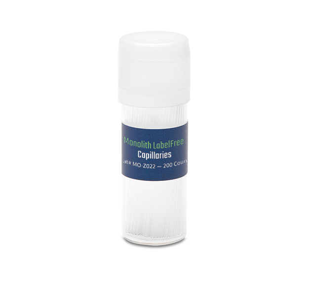 LabelFree Capillaries (200 count)
