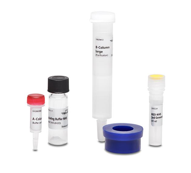 Large Volume Labeling Kit RED-NHS 2nd Generation