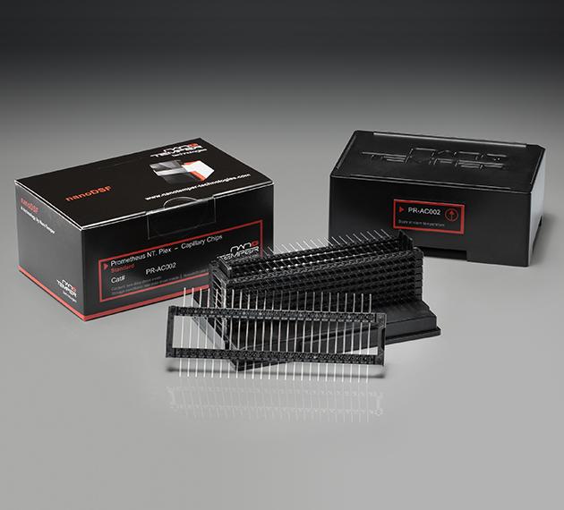 2x 8 Standard 24-Capillary Chips